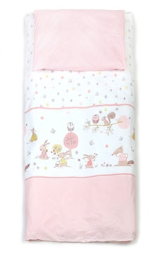 Forest Story, Soft pink voodipesu