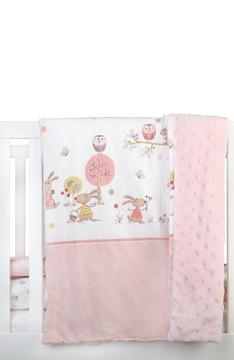 Forest Story, Soft pink pleed