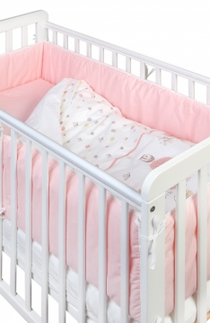 Forest Story 360 soft pink bumper